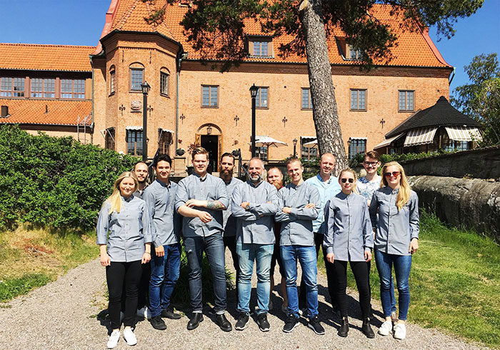Stockholm Culinary Team